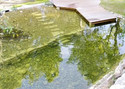 Bassin de baignade